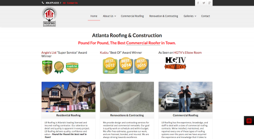 Atlanta Roofers