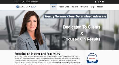Divorce Attorney Wendy Norman