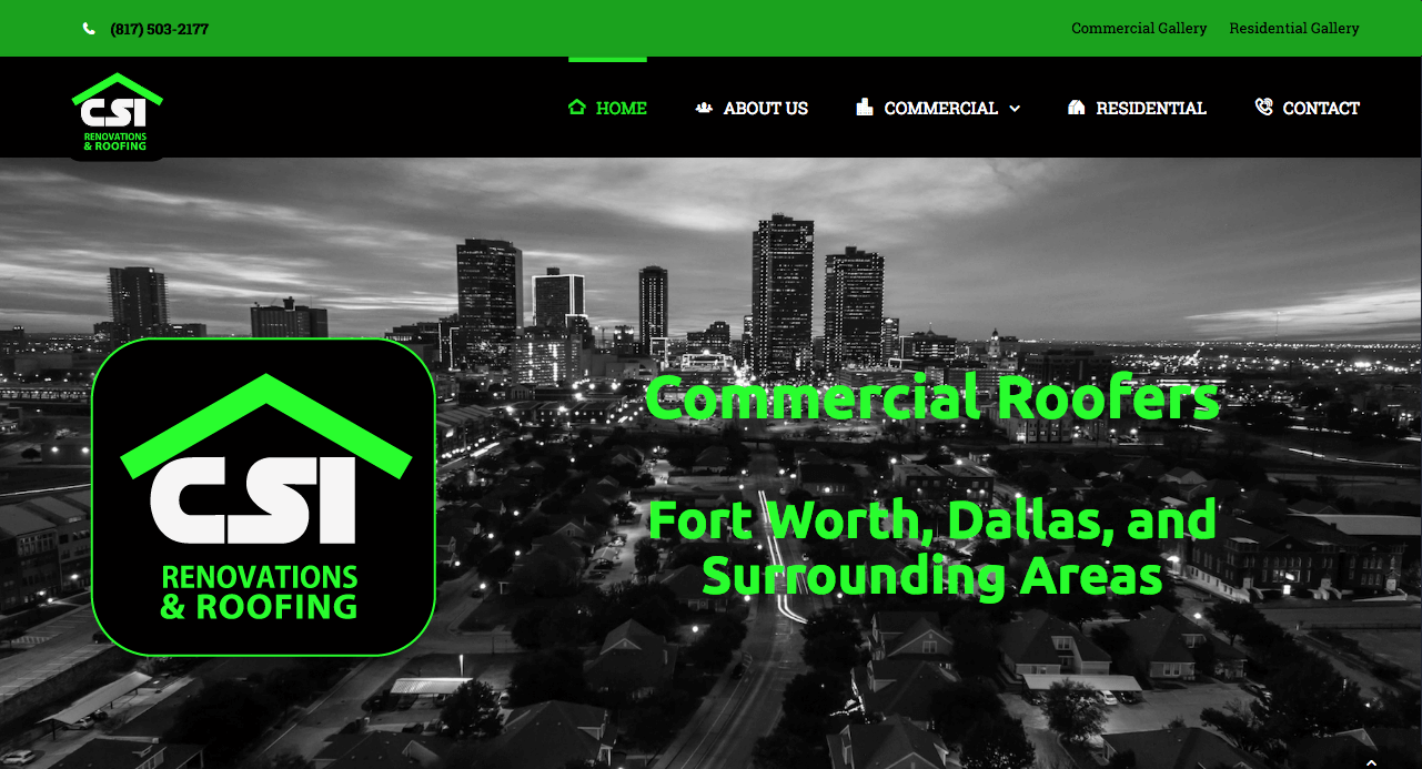 Commercial Roofers Ft. Worth